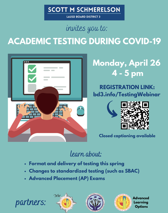 Academic Testing During COVID-19