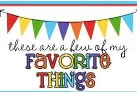 Staff's Favorite Things & Amazon Wish Lists