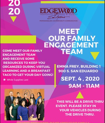 Meet Our Family Enagement Team
