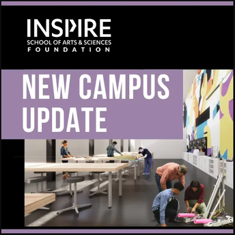 new campus update