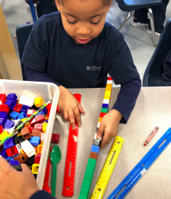 How many inches are your pattern blocks?