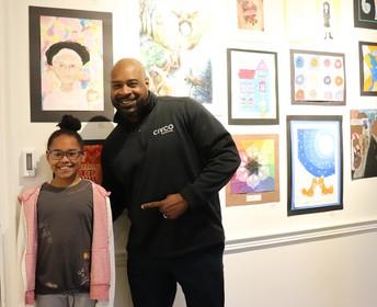 Student Art Exhibit Opens at the Abington Art Center
