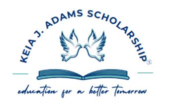 Keia J Adams Scholarship