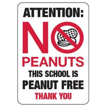 Peanut Free School