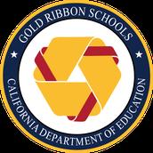 A 2017 CA Gold RIbbon School