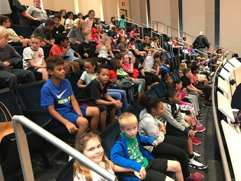 Fourth graders at Voxman to hear the UI Symphony