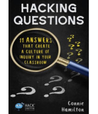 Hacking Questions by Connie Hamilton