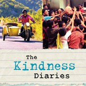 "Come Meet Leon,  creator of ""The Kindness Diaries"" on Netflix"