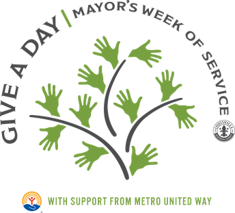 Mayor's Give a Day-Week of Service--Apr. 13-20