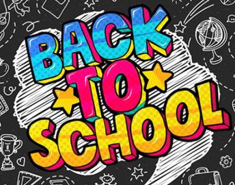 School Starts August 24th