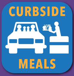 Curbside Meals for CONNECT Students