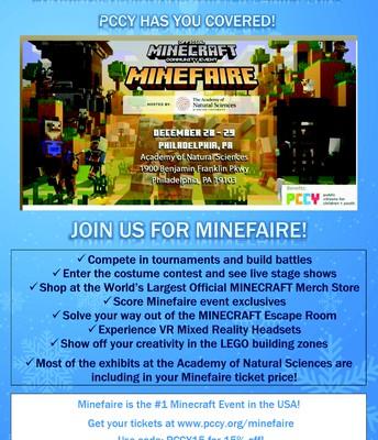 Minefaire Event
