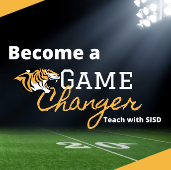 Become a Game Changer!  Teach with SISD