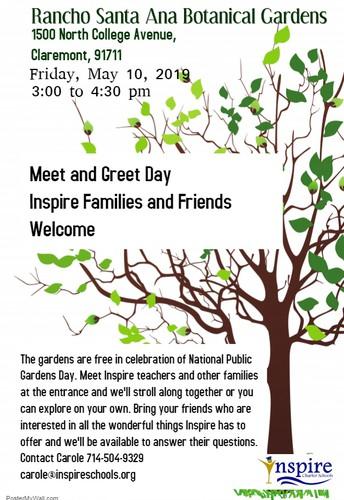 Meet & Greet Day!