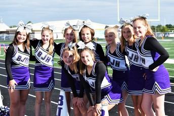 7th Grade Cheer