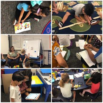Kindergarten learning fun