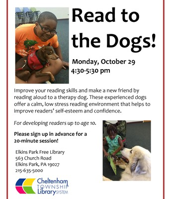 Read to the Dogs!