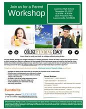 Parent Workshop - College Funding