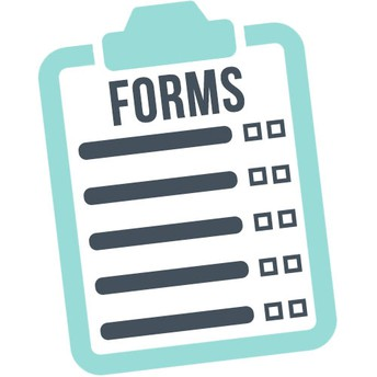 RETURN ALL NECESSARY FORMS