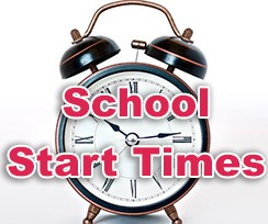 School start times committee prepares recommendation