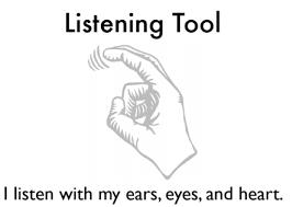 Listening Tool