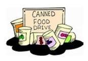 Philo/TSD Food Drive