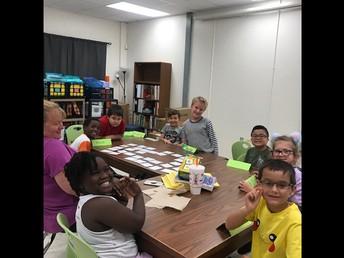 Smiles at Dyslexia Summer Camp