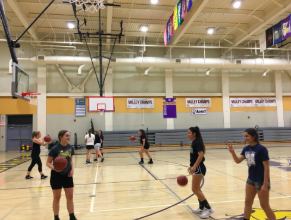 Oh Shoot: Here Comes Girls Basketball