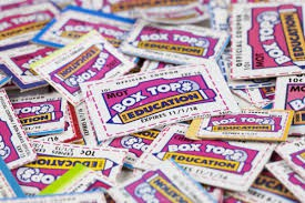 Box Tops Announcements