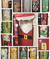 1st Annual Door Decorating Contest