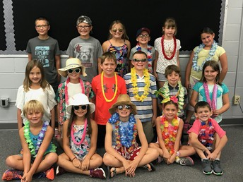 Mrs. Palmer's Class: Tourist Dress Up - Tuesday