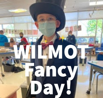ABC Countdown Continues With Fancy Day at Wilmot!