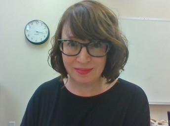 Mrs. Bilow - School Psychologist / Srta. Bilow - Psicóloga escolar