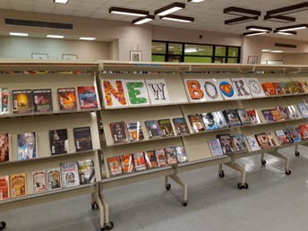 Visit the School Library – Online!