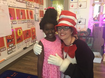 Fun with Dr. Seuss Day