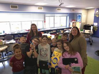 Golden Bear 3rd Grade - Mrs. Hartle and Mrs. Baker's Class