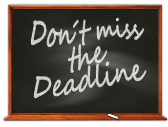What are the new pre-approval deadlines?