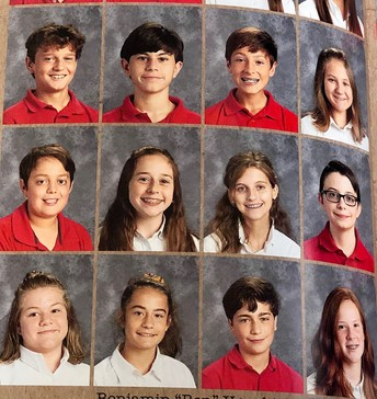 YEARBOOK PICTURE DAY NOVEMBER 3
