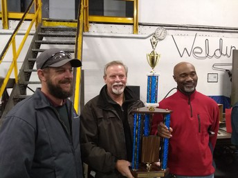 Congratulations to the Regional Welding Champions!