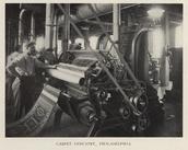 Carpet Industry, Pennsylvania