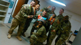 King Philip Project 436:  Adopting a Battalion