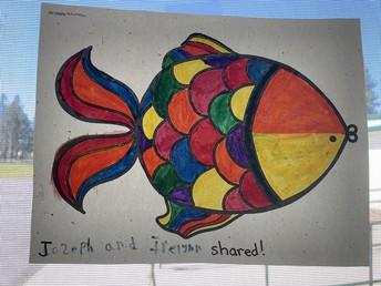 Fishy Friendship!