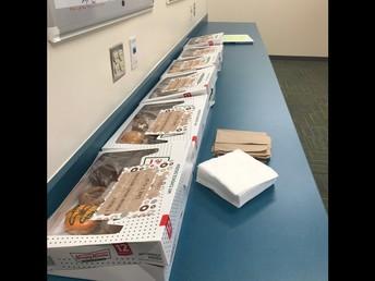 Crain and Company Sent Doughnuts to Staff