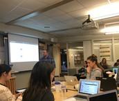 Bayard Nielsen: Sharing Award-Winning Project