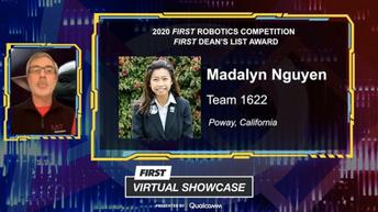 Poway High Robotics Honored Worldwide in Virtual Showcase
