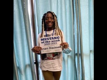 8th Grade Imani B