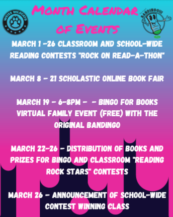 March Reading Month – Celebrating with Music and Reading