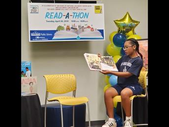 North Miami Library Read-a-thon