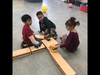 Building blocks of learning in Pre-K