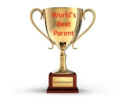 Thank You!    You are the world's best parent!
